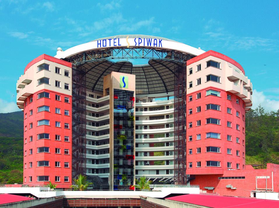Avisos-Letras Individuales Hotel Spiwak
