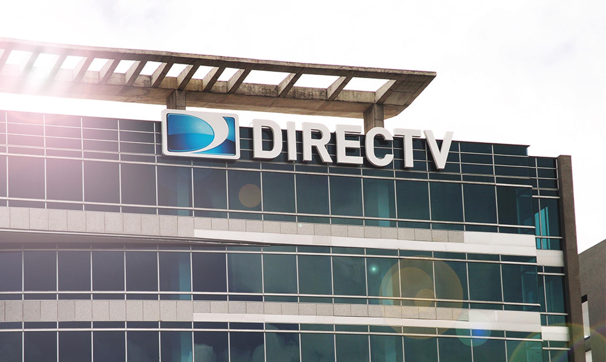 Aviso y Señalización DirecTV