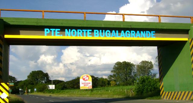 Puente Norte Buga La Grande